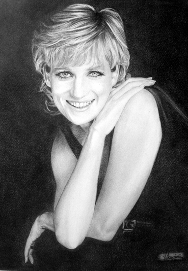 Lady Diana by Domine